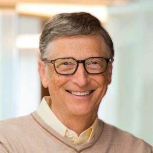 Bill Gates, Microsoft founder