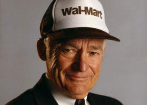 Walmart founder, Sam Walton